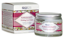 Pomegranate Firming Face Care